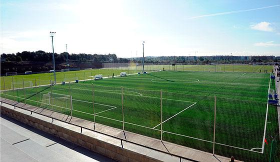 Недвижимость испании в футболе